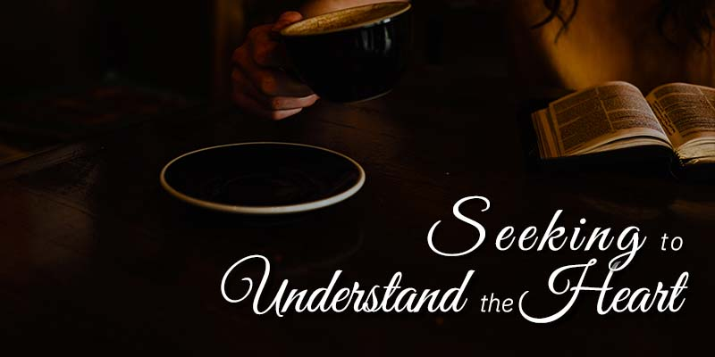 Seeking To Understand The Heart