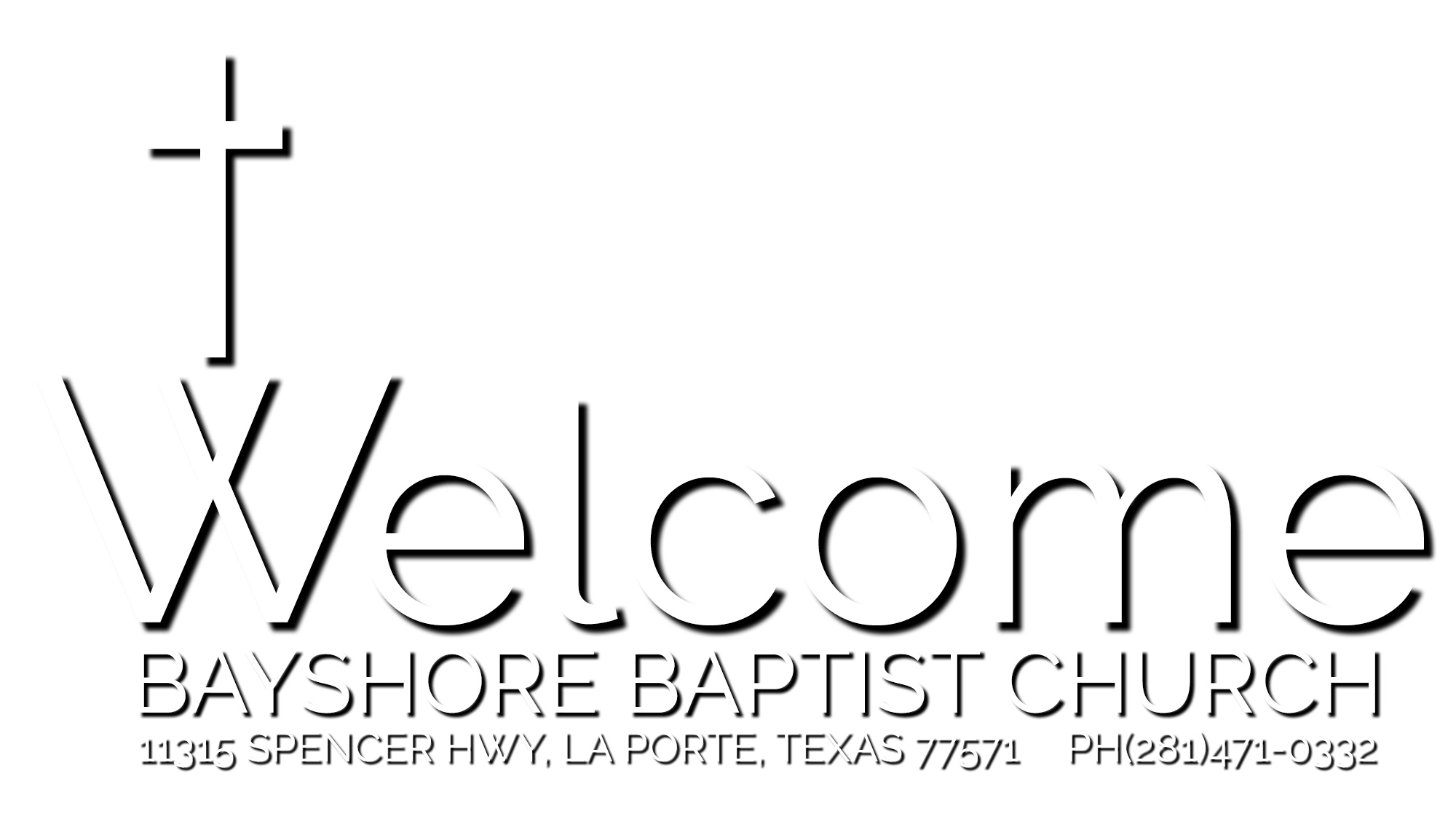 welcome to bayshore baptist church